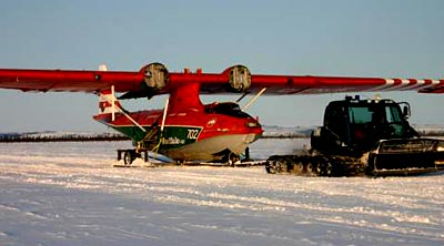 The Fairview Aircraft Restoration Society now has engines for its Canso thanks to St. Anthony and Stephenville NL.